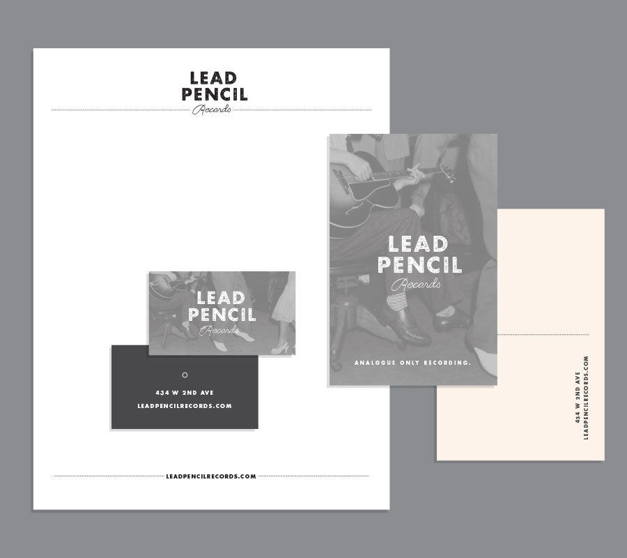 Lead Pencil Records by Karli Ingersoll