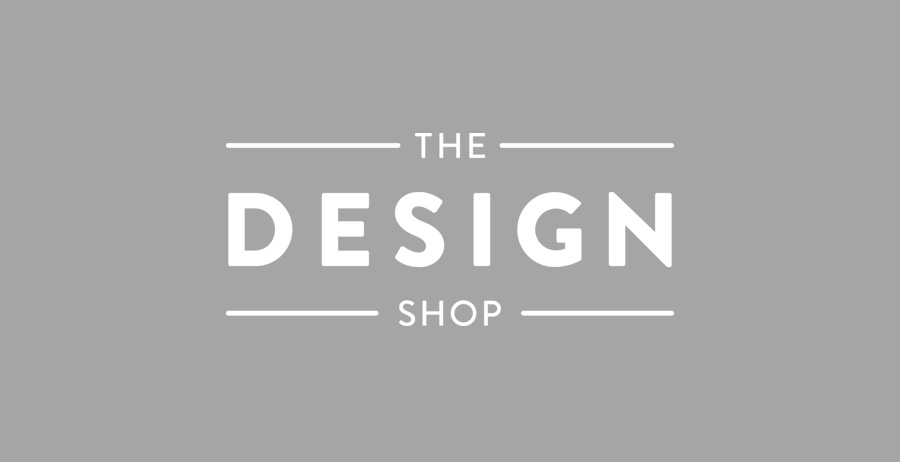 The Design Shop branding by Karli Ingersoll